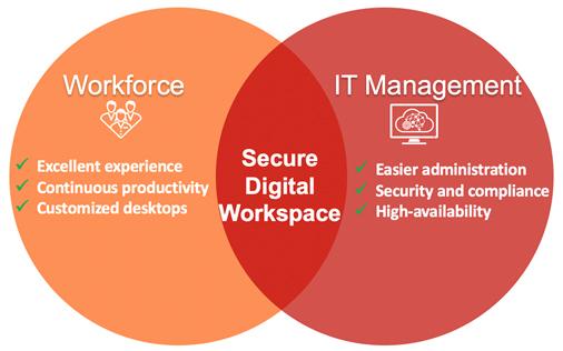 Secure Digital Workspace