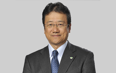 Jun Abe - Chairman of the Board, Hitachi Vantara