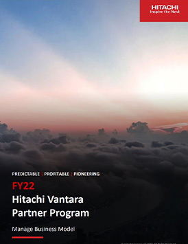 FY20 Hitachi Vantara Partner Program