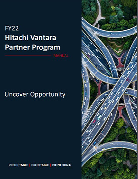Hitachi Vantara Partner Program