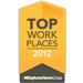 2012 Top Workplaces in Bay Area