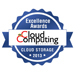 2013 Cloud Storage Excellence Award