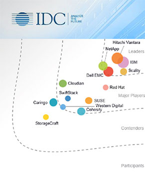 IDC MarketScape: Worldwide Object-Based Storage 2018 (engl.)