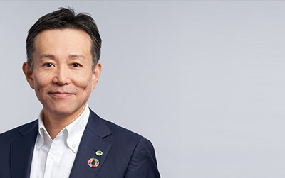 Toshiaki Tokunaga - Chief Executive Officer, Chairman of the Board, Hitachi Vantara