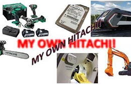 Children's Day - MY OWN HITACHI! Contest