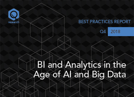 TDWI Best Practices Report: BI and Analytics in the Age of AI and Big Data