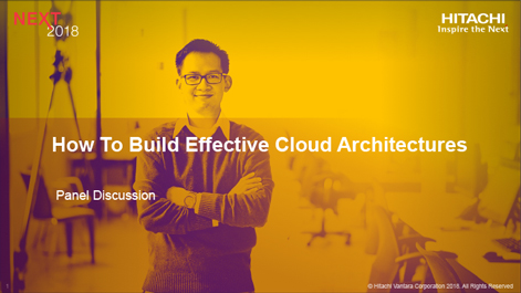 How To Build Effective Cloud Architectures