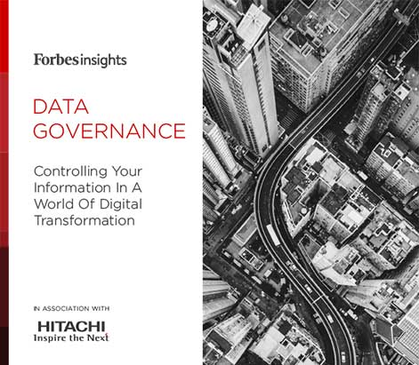 Data Governance: Controlling Your Information in a World of Digital Transformation