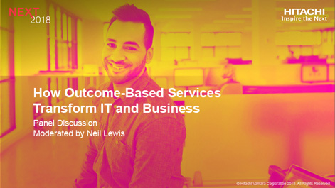 How Outcome-Based Services Transform IT and Business