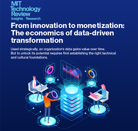 From Innovation to Monetization: The Economics of Data-Driven Transformation