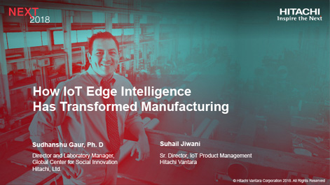 How IoT Edge Intelligence Has Transformed Manufacturing