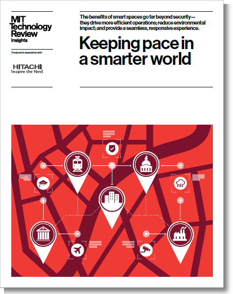 Keeping Pace in a Smarter World - MIT Technology Review Insights eBook