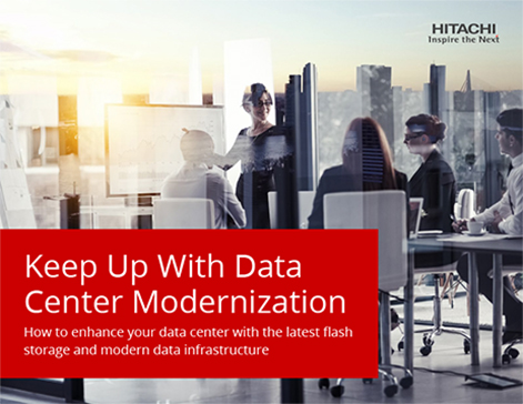 Keeping Up with Data Modernization - eBook