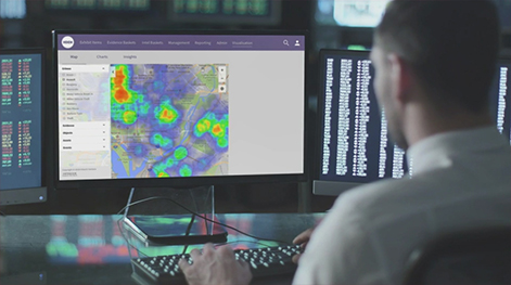 See How Police Solve Data Analysis Challenges Like Yours