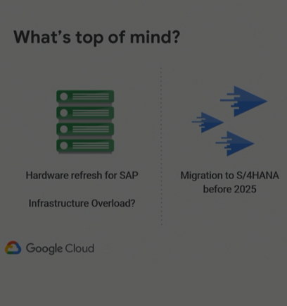 Google Cloud Sponsored - The SAP to Cloud Journey: Learn from the experts