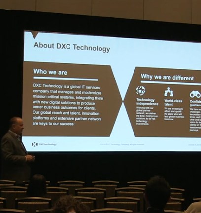 DXC Sponsored: Taking Video Intelligence Into The Real World