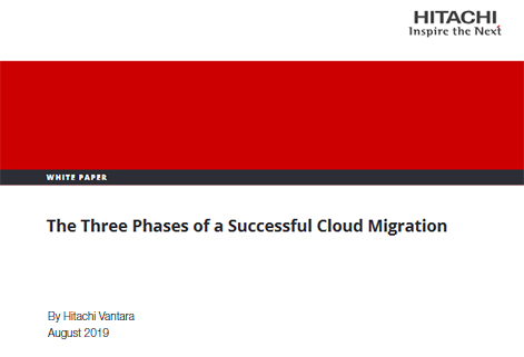 The Three Phases of a Successful Cloud Migration - Whitepaper