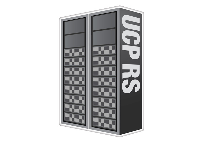 Hitachi Unified Compute Platform RS Series Product Architecture