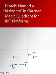 Gartner Magic Quadrant for Industrial IoT Platforms May 2018