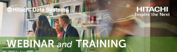 Webinar and Training